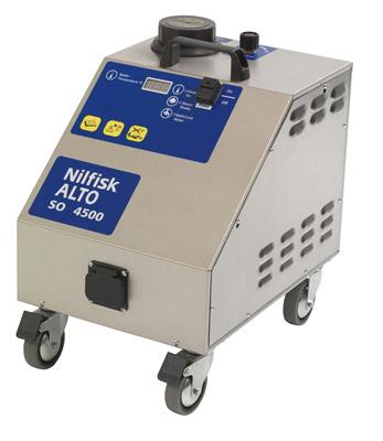 Nettoyeur vapeur nilfisk alto so 4500 for Aspirateur vapeur professionnel