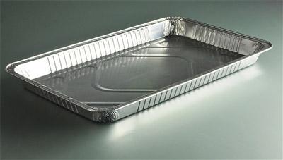 Plat gastronorme aluminium 1 1 5350 cc colis de 50 - Plat aluminium jetable ...