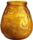 Acheter Bougie pot en verre Duni ambre vénitienne 100 x 100 mm carton de 12