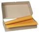 Acheter Nappe papier 70 x 110 cm orange colis de 250