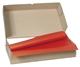 Acheter Nappe papier 70 x 110 cm rouge vif colis de 250
