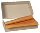 Acheter Nappe papier 70 x 110 cm cognac colis 250