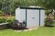 Acheter Abri de jardin metal Arrow acier galvanisé 3,57 m2