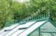 Acheter Crête de faîte de toit coloris vert pour serre Juliana Premium 8,3 m2