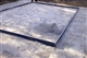 Acheter Base en acier pour serre murale 4,4 m2 Noir Juliana