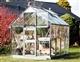 Acheter Serre de jardin Juliana Compact 5 m2 verre horticole alu