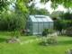 Acheter Serre de jardin Juliana Premium 8,3m2 profilé vert polycarbonate