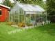 Acheter Serre de jardin Juliana Premium 9,9m2 profilé alu polycarbonate