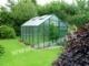Acheter Serre de jardin Juliana Premium 9,9m2 profilé vert polycarbonate