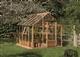 Acheter Serre de jardin Juliana Classic 7,2m2 offre pack bois verre trempé