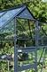 Acheter Serre de jardin Juliana Compact 5 m2 verre horticole noir