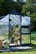 Acheter Serre de jardin Juliana Compact 5 m2 plycarbonate noir