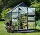 Acheter Serre de jardin Juliana Compact 6,2 m2 plycarbonate noir