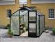 Acheter Serre de jardin Juliana Compact 5 m2 noire poly 10 mm