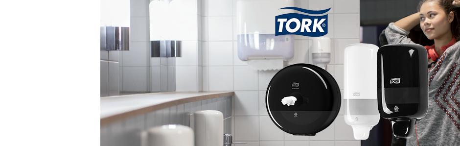 Distributeur Tork 100% remboursés**