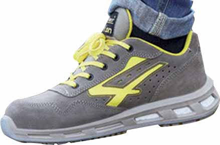 Bolt safety shoe