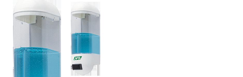 1500 soap dispensers JVD -A SAISIR-