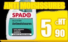 Spado anti moisissure pistolet 750 ml