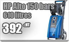 Nettoyeur haute pression Nilfisk Alto P 150 2-10 B XTRA