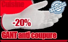 Gant anti coupure cusine Mapa Krotech 828