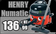 Numatic Henry HVR200 A2 aspirateur poussiere