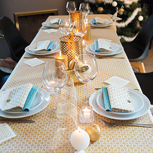 Nappe Noel constellation or