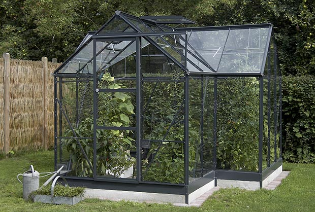 Serre de jardin orangerie prix direct d 39 usine en stock - Serre artisanale de jardin ...